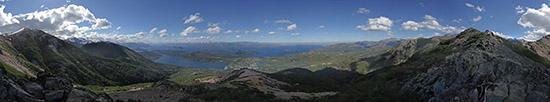 Panorámica desde cerro Bella Vista